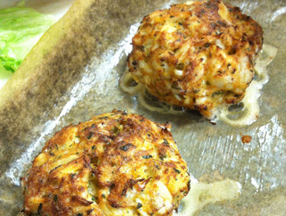 Maryland Jumbo Lump Crab Cakes