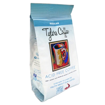 Tyler's Acid Free Coffee - Regular